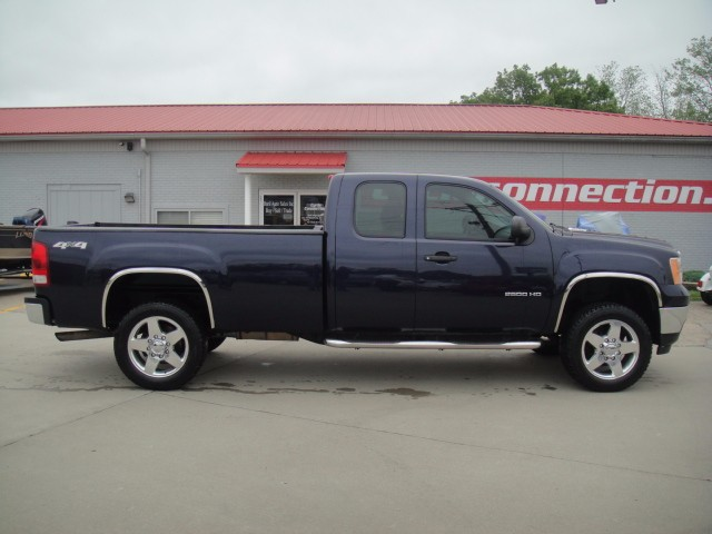 2012 GMC Sierra 2500HD Work Truck Ext. Cab 4WD