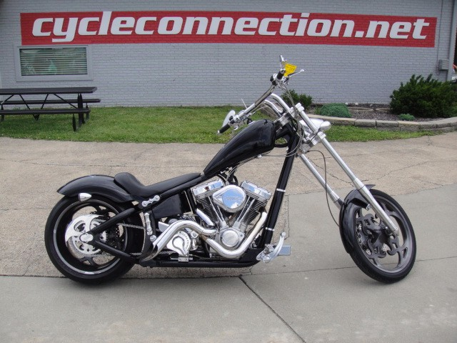 2007 Swift Motor Co. Bar Chopper