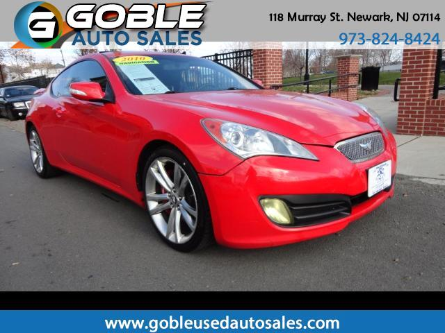 2010 Hyundai Genesis Coupe 3.8 Grand Touring Manual