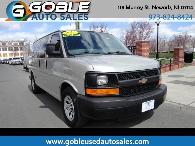 2012 Chevrolet Express 1500 LS