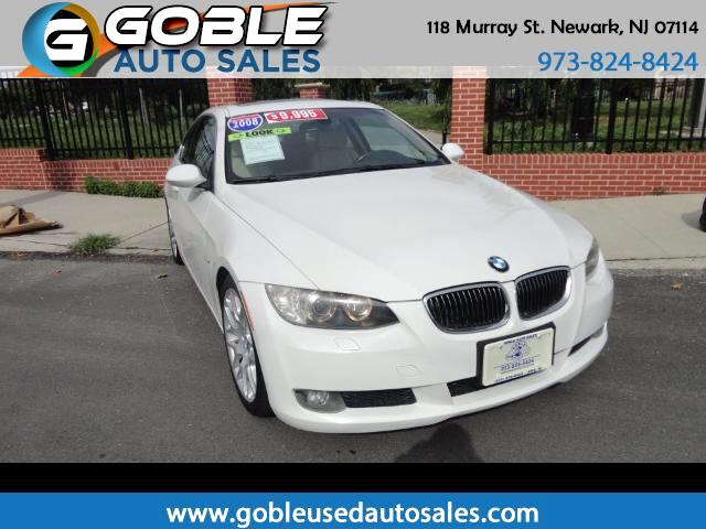 2008 BMW 3-Series 328i Coupe