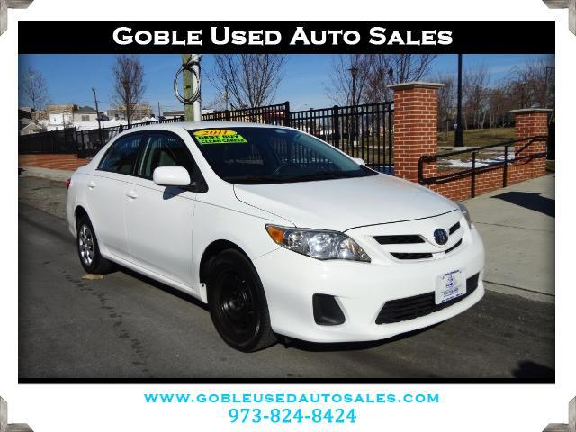 2011 Toyota Corolla S 5-Speed MT