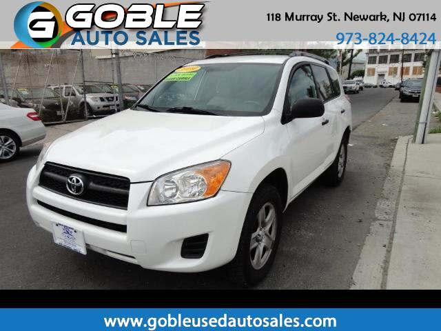 2009 Toyota RAV4 Base I4 4WD with 3rd Row