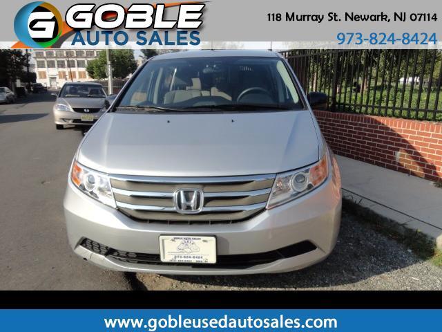 2013 Honda Odyssey EX