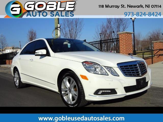 2010 Mercedes-Benz E-Class E350 Sedan 4MATIC