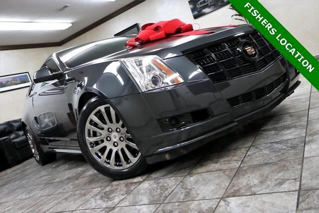 2014 Cadillac CTS Coupe Performance RWD
