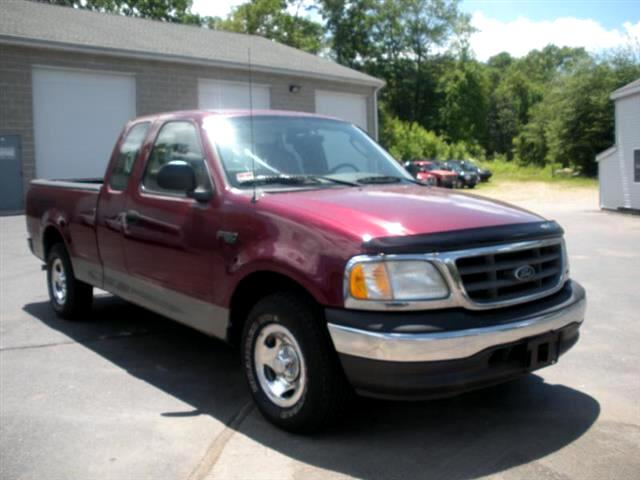2003 Ford F-150 Lariat SuperCab Long Bed 2WD