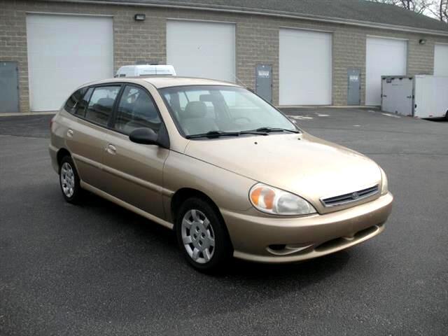 2002 Kia Rio CINCO Wagon