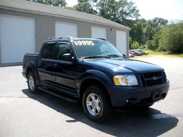 2004 Ford Explorer Sport Trac Adrenalin 4WD