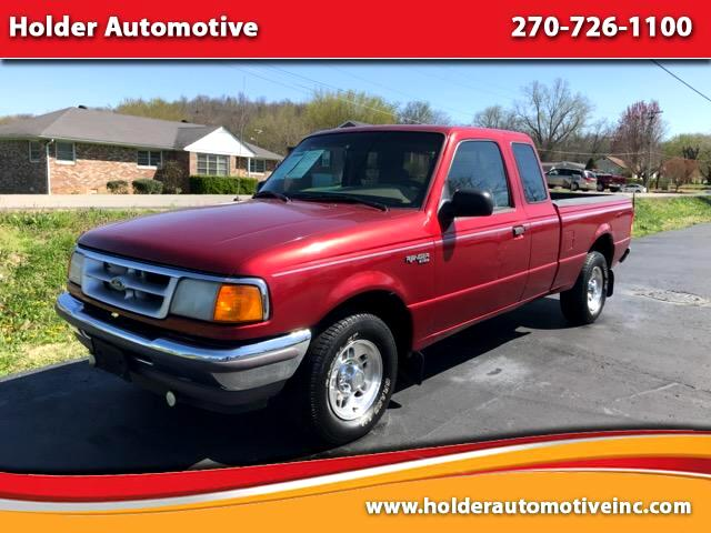 1997 Ford Ranger XL SuperCab 2WD