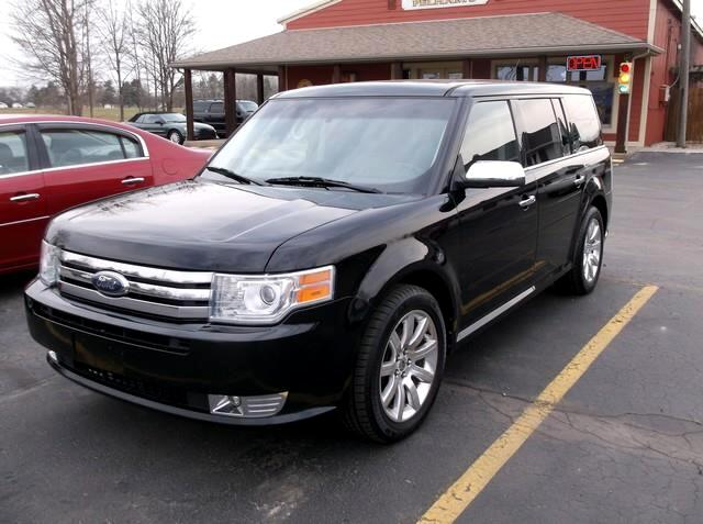 2009 Ford Flex Limited FWD