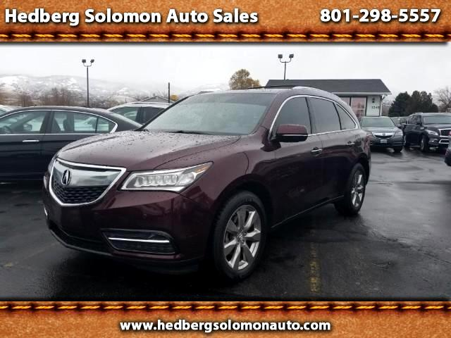 2014 Acura MDX SH-AWD 6-Spd AT w/Advance Package
