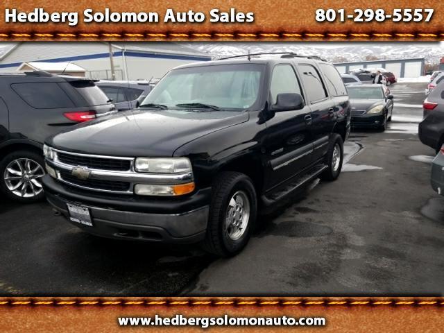 2002 Chevrolet Tahoe 4WD