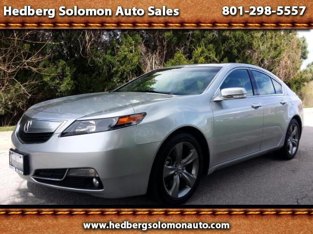 2014 Acura TL AWD w/ Technology Pkg