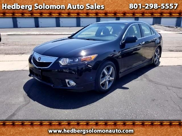 2014 Acura TSX Special Edition 6-Spd MT