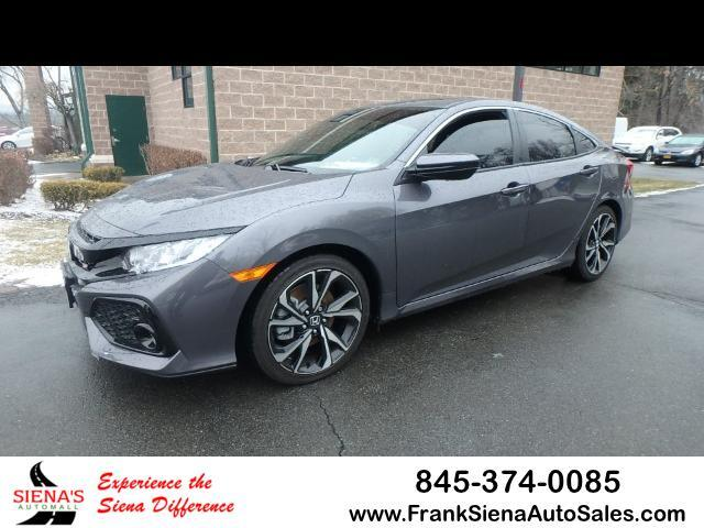 2017 Honda Civic Si 4dr Sedan 6M