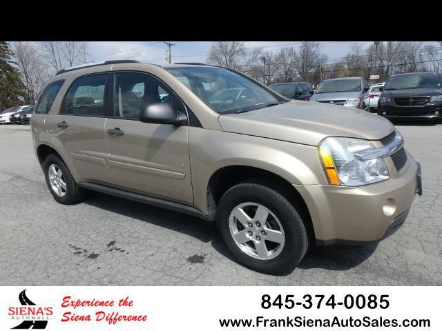 2008 Chevrolet Equinox 52525