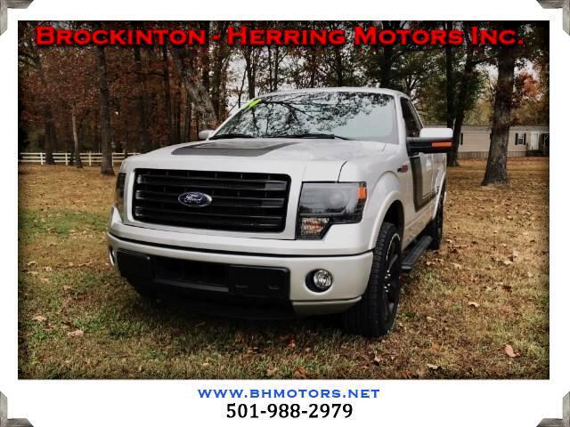 2014 Ford F-150 Tremor FX-2 Reg. Cab
