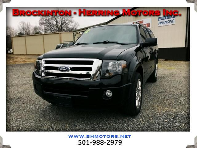 2012 Ford Expedition Limited 2WD