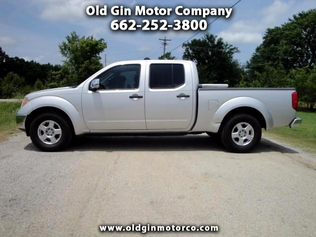 2008 Nissan Frontier LE Crew Cab Long Bed 2WD