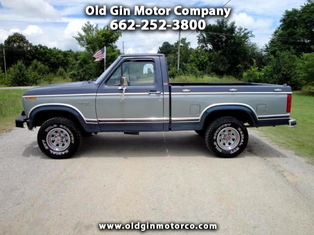 1980 Ford Ranger Custom Reg. Cab Short Bed 4WD