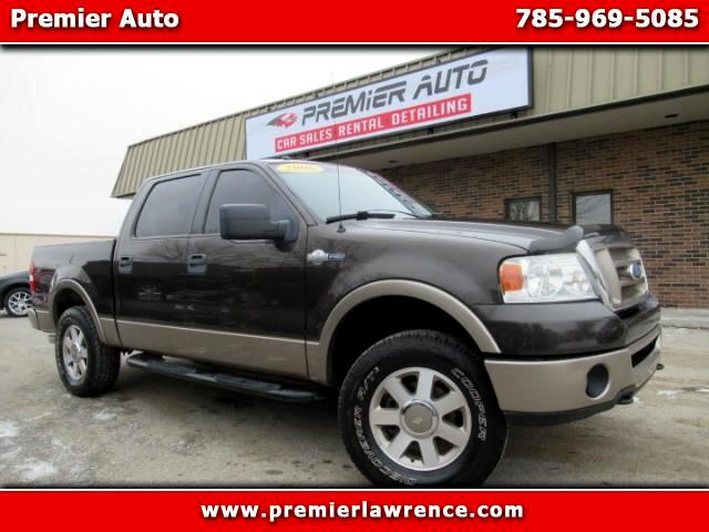 2006 Ford F-150 King Ranch SuperCrew 6.5-ft. 4WD