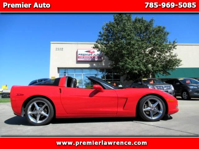 2011 Chevrolet Corvette Premium Coupe 3LT