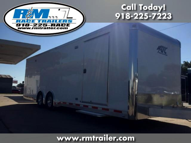 2018 ATC Quest ENCLOSED TRAILER 28FT ATC