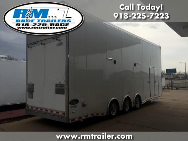 2018 Bravo Trailers Icon 30FT STACKER ENCLOSED TRAILER