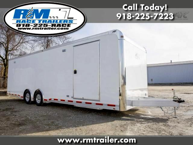 2018 ATC Quest 28FT ENCLOSED CAR HAULER