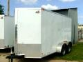 2013 Covered Wagon Cargo Trailer