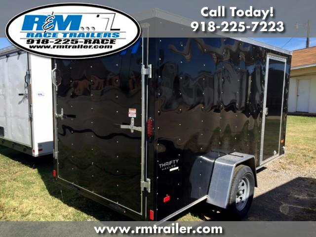 2017 Haulmark Enclosed Trailer 6x12 ENCLOSED TRAILER WITH RAMP