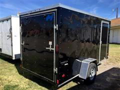 2017 Haulmark Enclosed Trailer