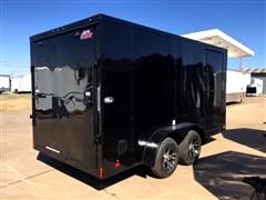2018 Cargo Mate Econo Hauler Wedge