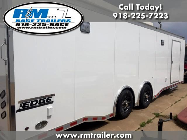 2017 Haulmark Edge Pro 28FT RACE TRAILER