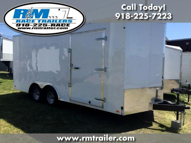 2018 Continental Cargo Value Hauler Wedge 20FT ENCLOSED CAR TRAILER