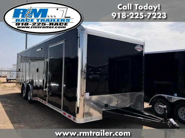 2018 Cargo Mate E Series 28FT ENCLOSED TRAILER
