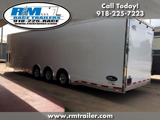 2018 ATC Quest ENCLOSED TRAILER 32FT