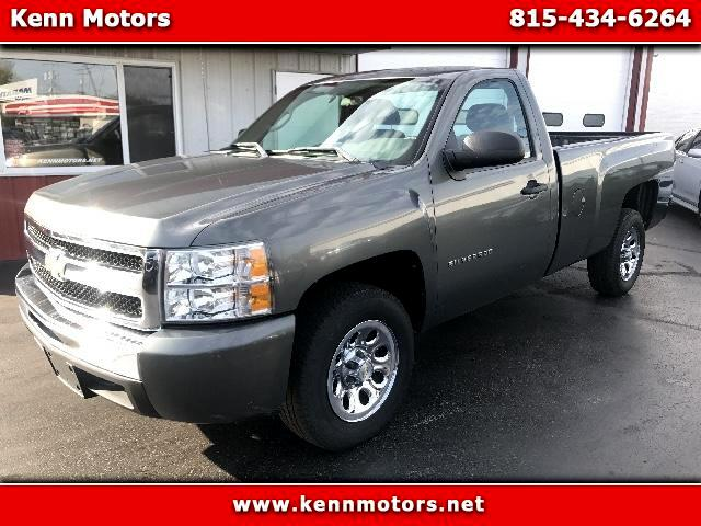 2011 Chevrolet Silverado 1500 Long Bed 2WD