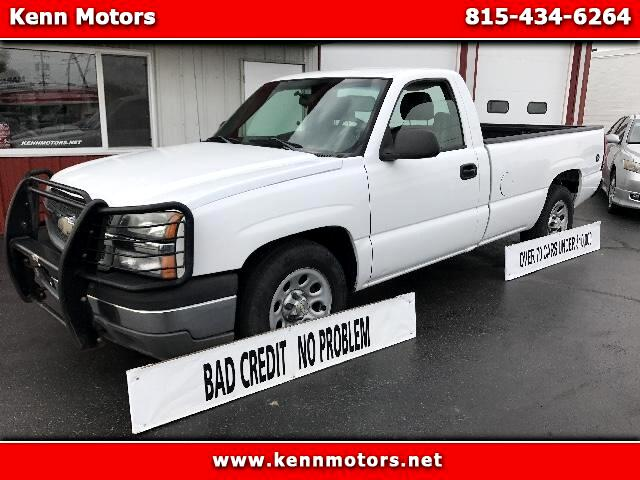 2005 Chevrolet Silverado 1500 Work Truck Long Box 2WD