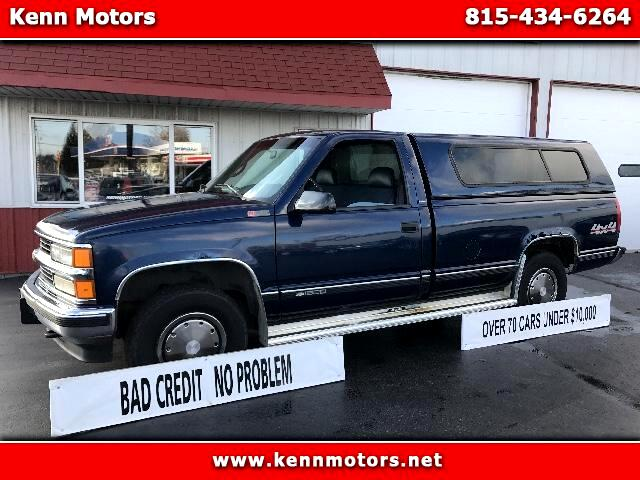 1995 Chevrolet C/K 1500 Reg. Cab 8-ft. Bed 4WD