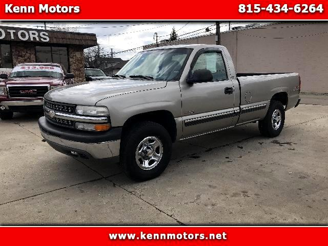 2001 Chevrolet Silverado 1500 Long Bed 4WD