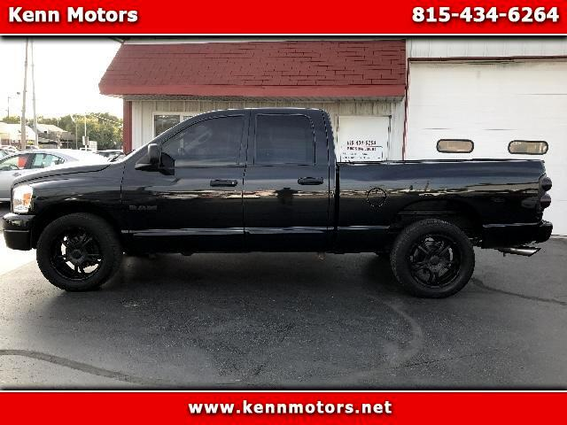 2008 Dodge Ram 1500 Quad Cab Short Bed 2WD