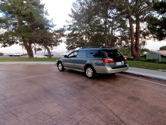 used 2001 subaru outback for sale in san diego ca 92109. Black Bedroom Furniture Sets. Home Design Ideas
