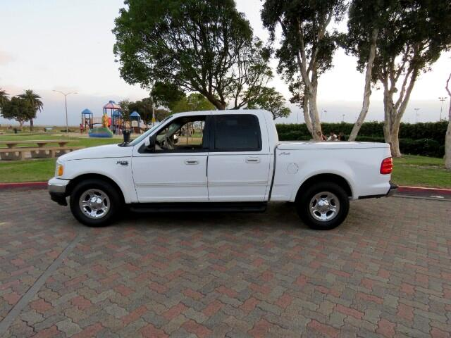2001 Ford F-150 Lariat Limited SuperCrew 5.5-ft. Bed 2WD