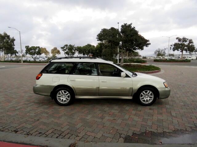 used 2002 subaru outback limited wagon for sale in san. Black Bedroom Furniture Sets. Home Design Ideas