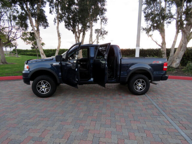 used 2004 ford f 150 fx4 supercrew 4wd for sale in san diego ca 92109 prestigious automotive. Black Bedroom Furniture Sets. Home Design Ideas