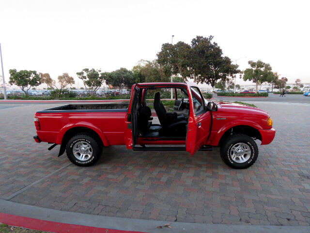 2003 Ford Ranger Edge Plus SuperCab 2WD