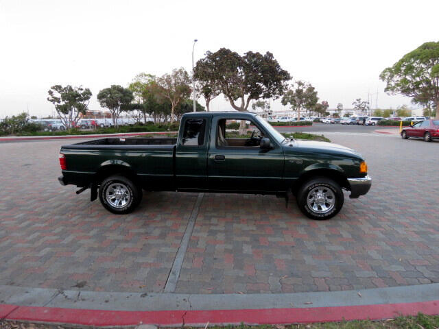 2002 Ford Ranger XLT SuperCab 2WD - 382A