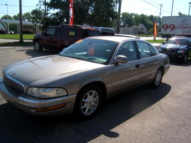 2001 Buick Park Avenue has a 3800 engine low miles very clean inside and out leather heated seats cd